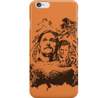 True Detective - Rust Cohle - version III iPhone Case/Skin