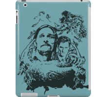 True Detective - Rust Cohle - version III iPad Case/Skin