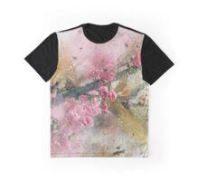 Peony Pink Graphic T-Shirt