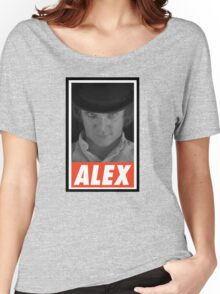 (MOVIES) Alex Women's Relaxed Fit T-Shirt