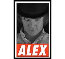 (MOVIES) Alex Photographic Print