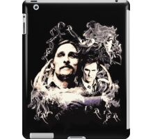True Detective - Rust Cohle - version IV iPad Case/Skin