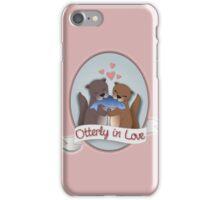Otterly in Love uni iPhone Case/Skin