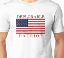 Deplorable Patriot Unisex T-Shirt