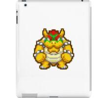 Bowser sprite iPad Case/Skin