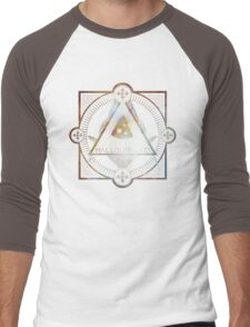 The Hallouminati Men's Baseball ¾ T-Shirt