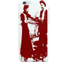 BONNIE AND CLYDE iPhone Case/Skin