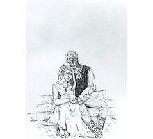Aelin & Rowan: Together Photographic Print