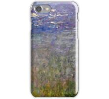 Claude Monet - Water Lilies (1915 - 1926)  iPhone Case/Skin