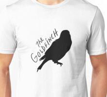 The Goldfinch Silloette Unisex T-Shirt