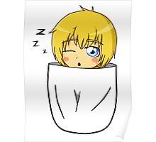 Armin Arlert Pocket Chibi Poster