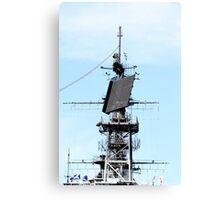 Radar Canvas Print