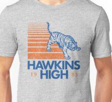 stranger hawkins Unisex T-Shirt