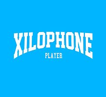 Xilophone Player by ixrid