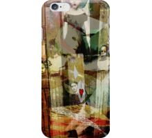 Over the Picket Fence iPhone Case/Skin