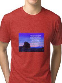 Authenticity Tri-blend T-Shirt