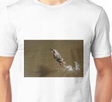 Duck launch Unisex T-Shirt