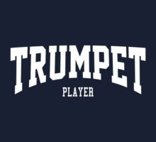 Trumpet Player Kids Clothes