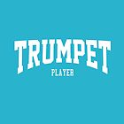 Trumpet Player by ixrid