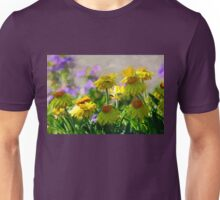 Spring In Sophie's Garden Unisex T-Shirt