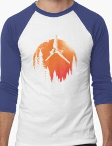 Strike Team Men's Baseball ¾ T-Shirt