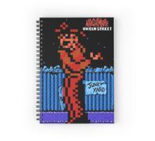 Nightmare Notebook Spiral Notebook