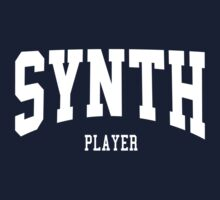 Synth Player Kids Clothes