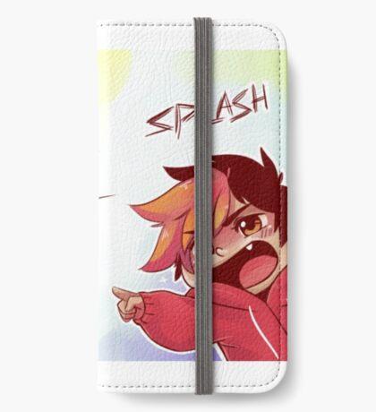 Kitty used Splash iPhone Wallet/Case/Skin