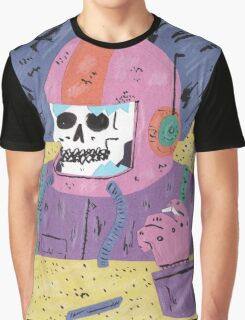 Dead Astronaut Graphic T-Shirt