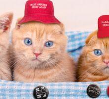 Half Of Trump Supporters. Sticker