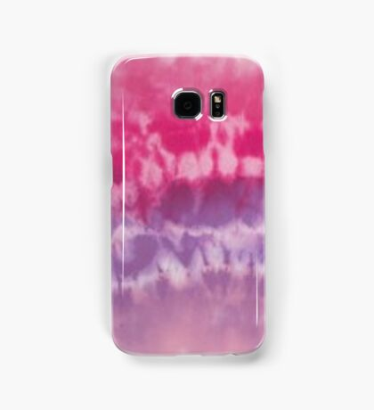 Pink & Purple Psychedelic Clouds Pattern  Samsung Galaxy Case/Skin
