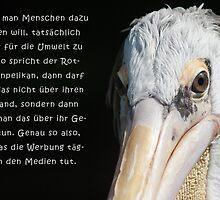 Talking Animals - Umwelt 10 by Thomas F. Gehrke