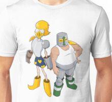 Lawrence & Jerry, the Rascaliburs! Unisex T-Shirt
