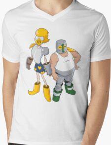 Lawrence & Jerry, the Rascaliburs! Mens V-Neck T-Shirt