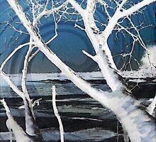 Frozen in Time by SRowe Art
