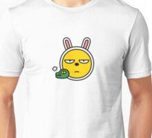 KakaoTalk Friends Muzi & Con (Discontent) Unisex T-Shirt