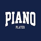 Piano Player by ixrid