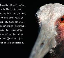 Talking Animals - Umwelt 9 by Thomas F. Gehrke