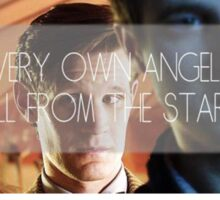 Doctor Who - Their Very Own Angel  Sticker