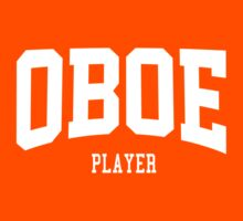 Oboe Player Kids Clothes