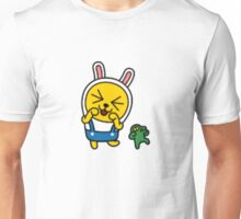 KakaoTalk Friends Muzi & Con (뿌잉뿌잉) Unisex T-Shirt