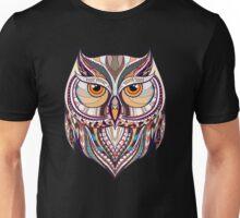 Ethnic Owl Unisex T-Shirt