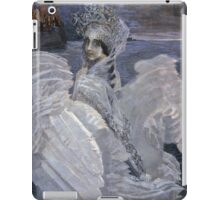 Mikhail Vrubel - Swan Princess 1900 iPad Case/Skin