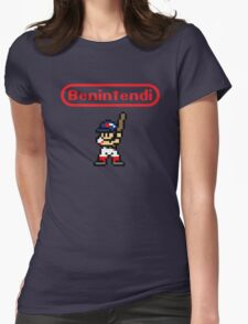 Benintendi sprite - Red Sox Womens Fitted T-Shirt
