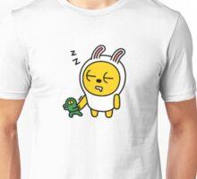 KakaoTalk Friends Muzi & Con (Sleepy... Zzz...) Unisex T-Shirt