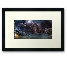 Home is where You are Framed Print