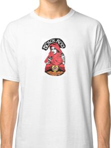 Black Keys Girl Logo Classic T-Shirt