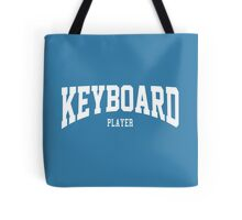 Keyboard Player Tote Bag