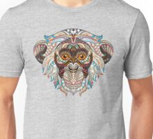 Ethnic Monkey Unisex T-Shirt