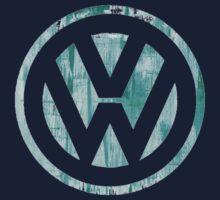 VW Grungy II One Piece - Short Sleeve